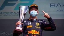 Kiwi driver books Formula 1 test