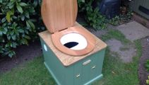 Malcom Rands: Composting loos