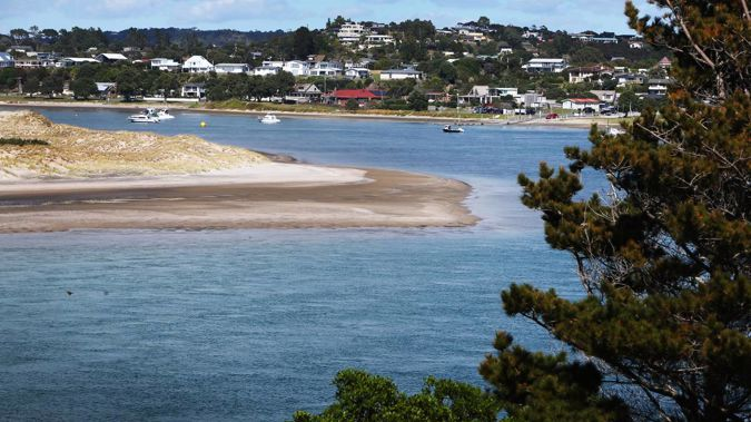 Coastal Mangawhai might be an idyllic sport north of Auckland but right now residents are being cut off from the rest of the country by police checkpoints. (Photo / Tania Whyte)