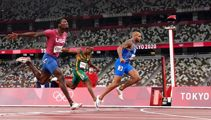 Huge upset: Unknown Italian stuns world in 100m final after star disqualified