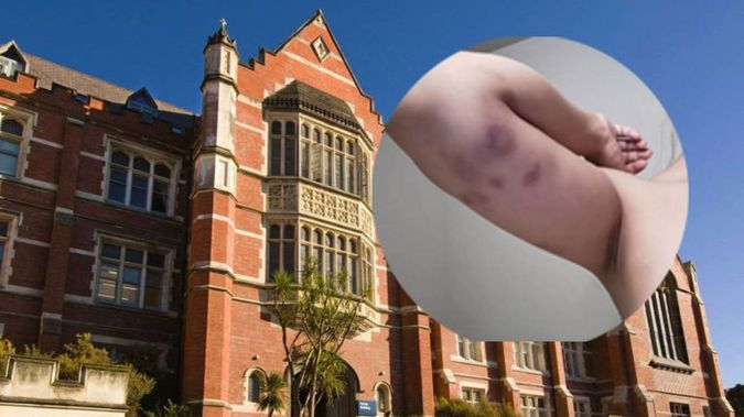 The student says she was assaulted by a Victoria University lecturer after the pair began a relationship.