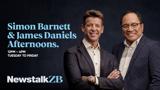 Simon Barnett and James Daniels Afternoons
