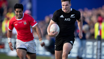 All Blacks test schedule confirmed for July against Tonga and Fiji