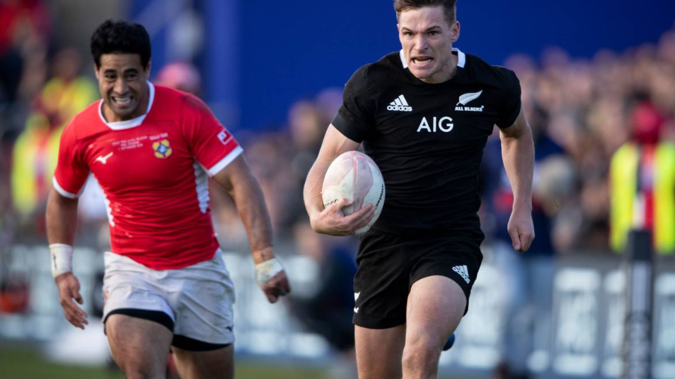 The All Blacks upcoming July schedule has been confirmed. (Photo / Herald)