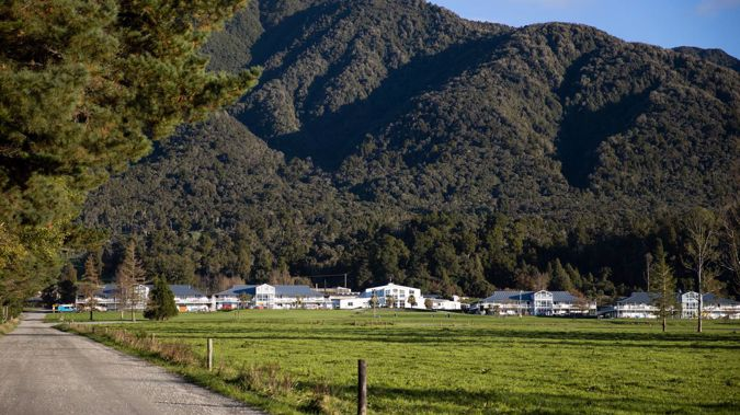 The inspection came after concerns over working hours at Gloriavale Christian Community at Haupiri on the West Coast. Photo / George Heard