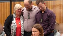Death in custody: Three Taranaki police officers break down after acquitted of manslaughter