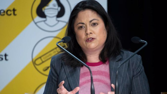 Associate Minister of Health and Research, Science and Innovation Dr Ayesha Verrall. (Photo / NZ Herald)