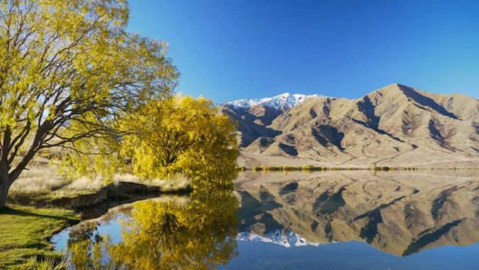 Mike Yardley: Drifting through Waitaki's Lakes District