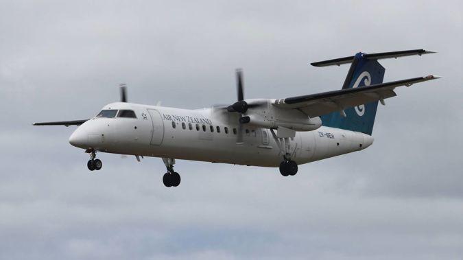 Air NZ says regional travel is one bright spot. (Photo / Peter de Graaf)