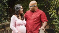 Charitha Meepegama and his wife Nilakshani (Nishi) Silva. (Photo / Supplied)
