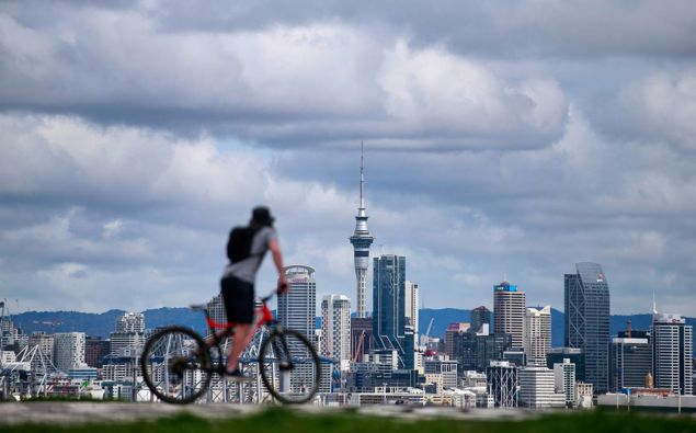 Aucklanders will find out today whether or not the city will come out of alert level 4 lockdown. (Photo / Alex Burton)
