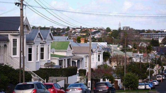The OneChoice Kiwi Family Report revealed 8 in 10 New Zealanders felt shut out of the housing market. Photo / Doug Sherring