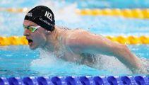 Tokyo Olympics 2020: New Zealand swimmer Lewis Clareburt shines to make 400m Individual Medley final