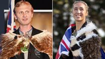 Hamish Bond and Sarah Hirini named as NZ flag-bearers at the Tokyo Olympics