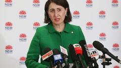 Gladys Berejiklian (Photo / Getty Images)