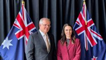 China lashes out at Ardern and Morrison