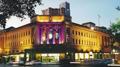 SkyCity bought its Adelaide casino in 2000. It is in a historic railway station. (Photo / Supplied)