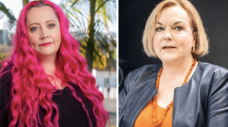 Francesca Rudkin: Judith Collins' attack on Siouxsie Wiles unnecessary