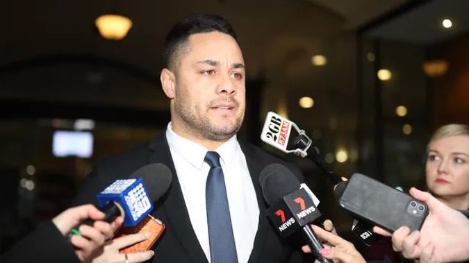 Jarryd Hayne has launched an appeal against his sexual assault convictions. Photo / News Corp Australia