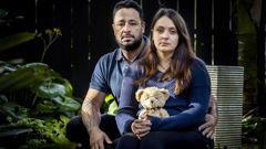 Laura Mallin and Bruno Rovani Neves. (Photo / NZ Herald)