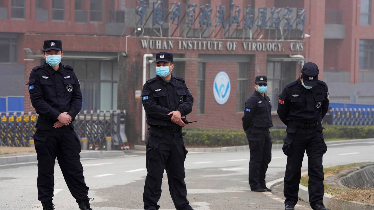 Wuhan lab leak evidence 'overwhelming', scientists say