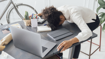 Michelle Dickinson: Why working from home is exhausting us