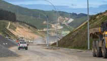 Georgina Campbell: Will Transmission Gully motorway open on time?