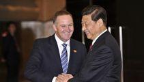 Bromance despite HR issues: Merry Xmas Mr Key - your friend, President Xi