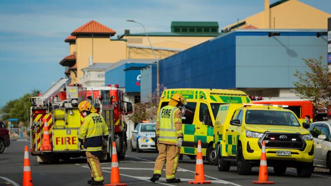 Napier mum killed after being hit by vehicle towing horse float