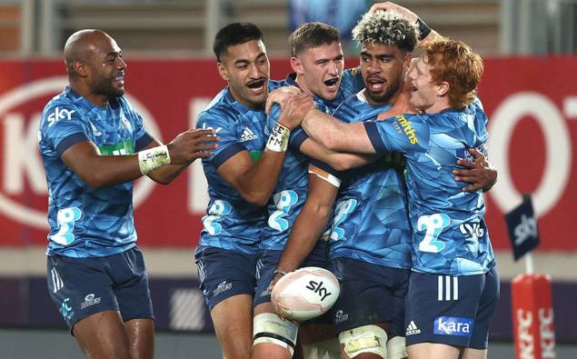 They're in! Blues to contest first Super Rugby final since 2003