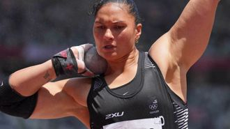 Tokyo Olympics 2020: Bronze for Valerie Adams for fourth Olympic shot put medal