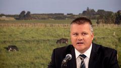 Fonterra chief executive Miles Hurrell. (Photo / NZ Herald)