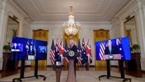US defends AUKUS deal after France blasts 'brutal' decision