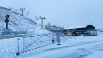Coronet Peak ski area boss waiting for mercury, snow to fall
