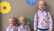 Woman charged with murdering her three daughters set to appear before High Court judge today