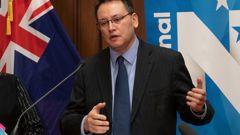 National deputy leader Shane Reti. (Photo / File)