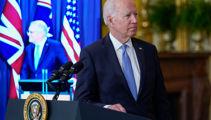 Scott Morrison breaks silence on Biden forgetting his name