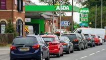 'Panic buying': Chaos as UK petrol stations run dry