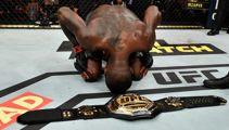 Kiwi UFC star Israel Adesanya's plea to Jacinda Ardern after title win