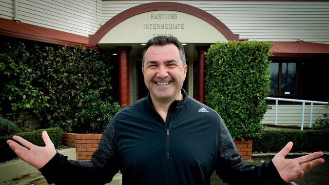 Fairfield Intermediate principal Andrew Shortcliffe has resigned from the school after going AWOL from the job three years ago. (Photo / Hawke's Bay Today)