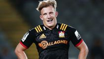 Damian McKenzie suspended for three weeks after red card