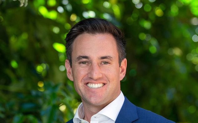 Jake Bezzant ran unsuccessfully for the Upper Harbour seat in 2020. (Photo / Supplied)