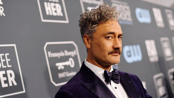 Taika Waititi has been photographed with Rita Ora in Sydney. (Photo / Getty)