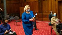 Judith Collins launches National's MIQ policy