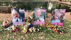 A tribute to the girls in Pretoria, South Africa by their wider family. (Photo / Supplied Fawkes Family)