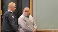 Eli Bob Sauni Epiha has pleaded guilty to the murder of Constable Matthew Hunt. (Photo / Michael Craig)