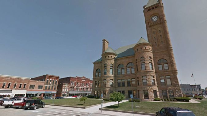 New Zealand man Max Guilford, 19, was charged with rape in the Blackford Circuit Court in Indiana, US . (Image / Google)
