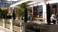 Prefab is a high profile café in Wellington. (Photo / Rebecca Zephyr Thomas)