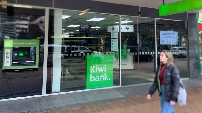Kiwibank has been fending off a cyber attack for over a week. (Photo / File)