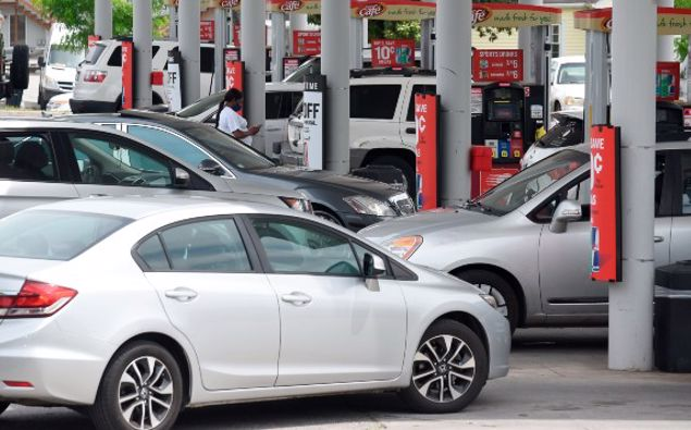 A ransomware attack led to fuel shortages in several US states this week. (Photo / AP)